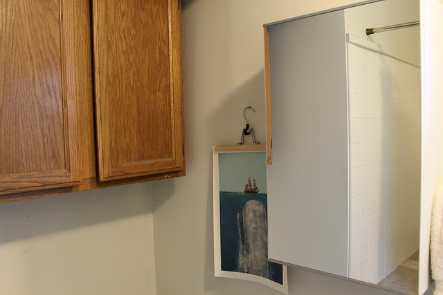 My Home Tour: the bathroom