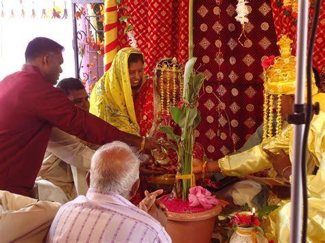 Wedding Traditions in Guyana   The Hindu, Muslim