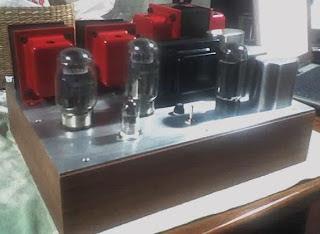 KT88 Single Ended Tube Amp