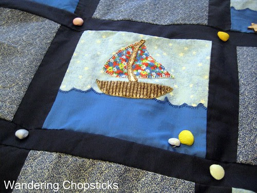 The Older '88's Happy Sailing Quilt 3