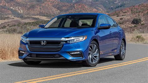 honda insight review     motor trend