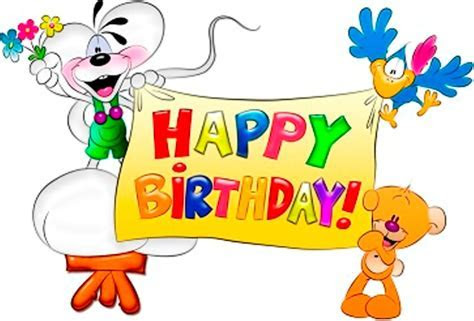 Birthday Wishes Cartoon   Wishes, Greetings, Pictures