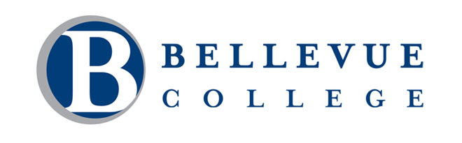 bellevue college logo interior design school