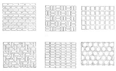 Autocad Hatch Patterns Free Download Stone - Autocad