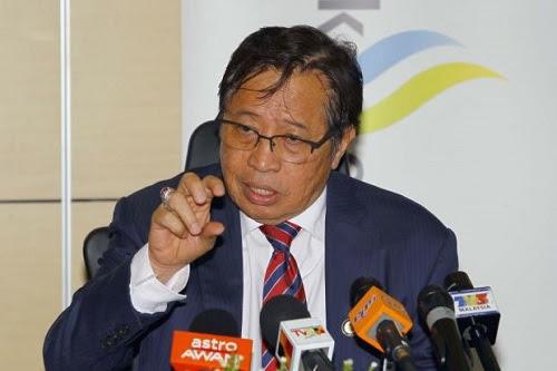 Parti pemerintah Sarawak akan keluar BN