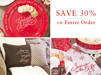 Save 30% with the Biggest Coupon of the Year