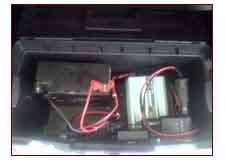 ηλεκτρογεννητρια: το εσωτερικό