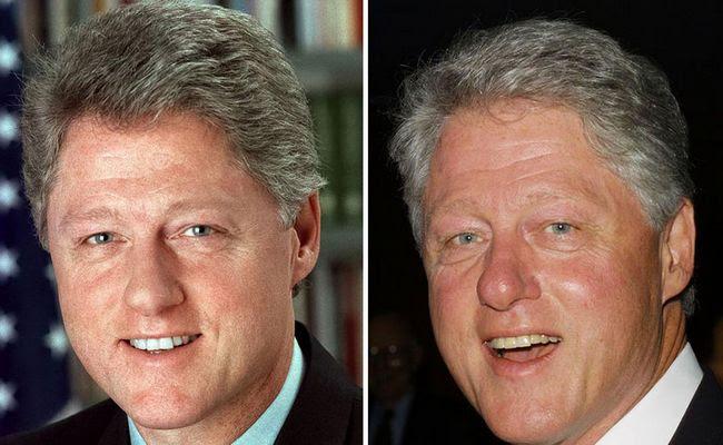 presientes estados unidos antes y despues Clinton(9)