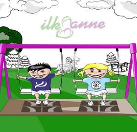 Oyun Parkı Boyama Oyunu Bebekler Için Oyunlar Anne Ve Bebek