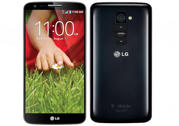 LG G2 é um novo top com inovações no design e processador Snapdragon 800 (Foto: Divulgação)