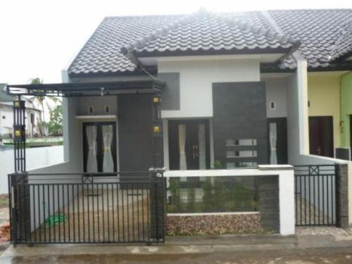5 Contoh Rumah Minimalis Type 36 Modern