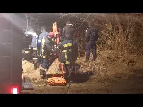 Δείτε το βίντεο από τον απεγκλωβισμό του άτυχου ανθρώπου που έπεσε με το αυτοκίνητο του σε αρδευτικό κανάλι στην Ημαθία