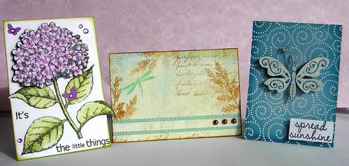 ATC swap with Barb - Barb's cards