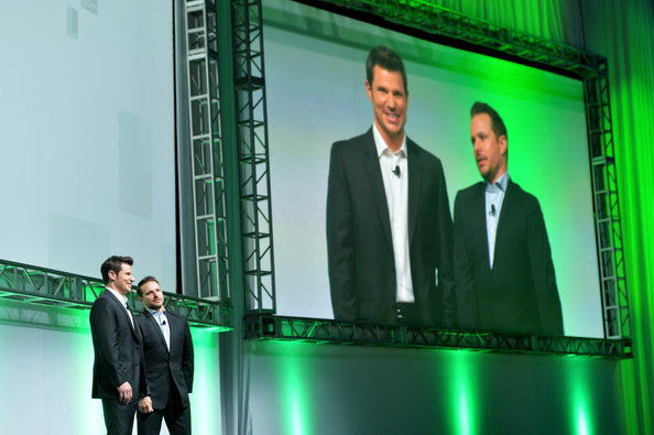 Nick Lachey - Inside the 2014 A+E Networks Upfront