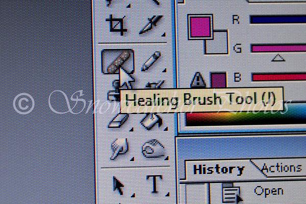 Healing Tool