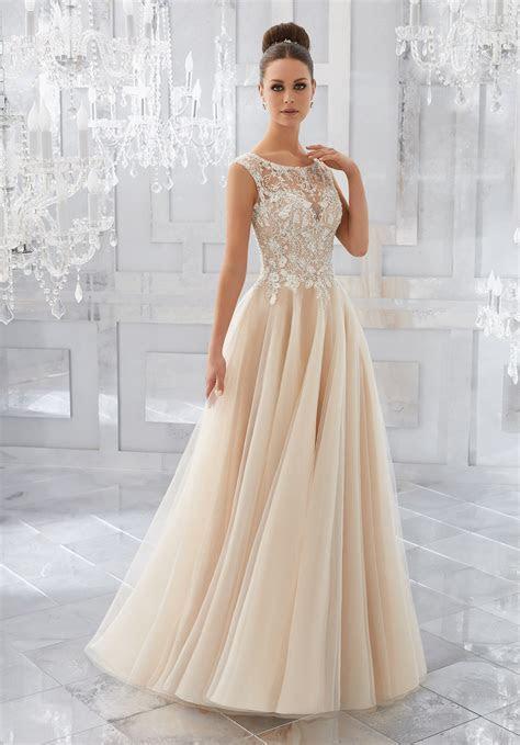 Mirella Wedding Dress   Style 5567   Morilee