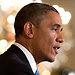 President Obama spoke from the White House on Monday.