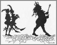 TIEMPOS OSCUROS …son los que se avecinan; el poder tiende a imponer su lógica disfrazado de formas democráticas sólo en la letra, abandonando espíritu. Se desmienten por varios corifeos los hechos ocurridos, no haya historia donde aprender para no repetirlos, tan sólo la inventada a conveniencia. Que nadie diga en medio del desfile:¡mirad, mirad el rey va en calzoncillos!; ¡el traje nuevo que le han hecho a medidaes embelec…—> http://albertotroconiz.blogspot.com.es/2014/04/tiempos-oscuros.html