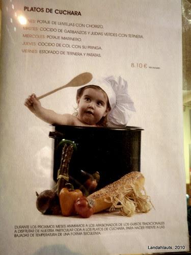 Innovaciones gastronómicas