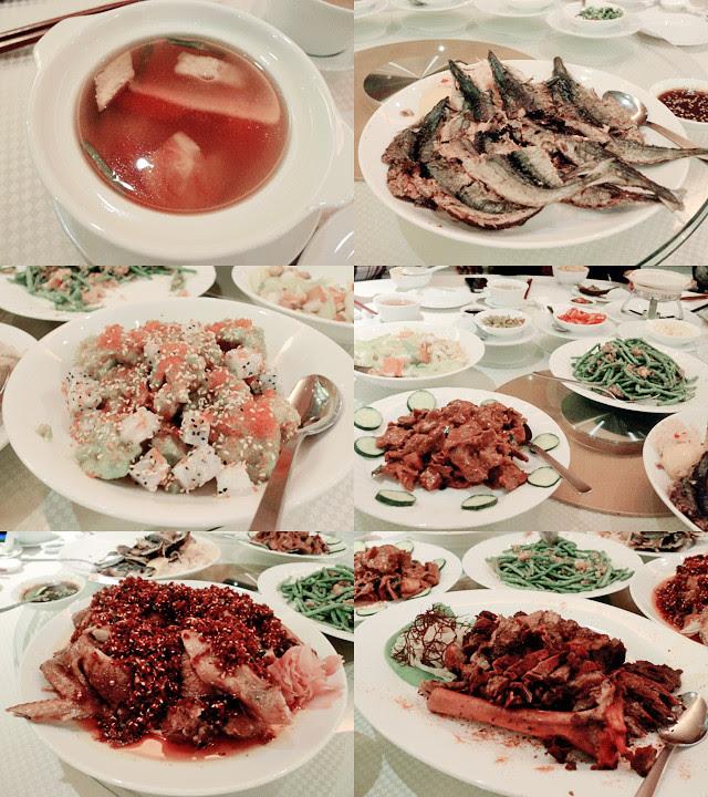 ming ren resturant food