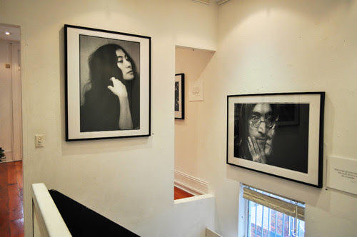 The Ballad of John & Yoko: Falling In Love by Ethan Russell @ Blender Gallery
