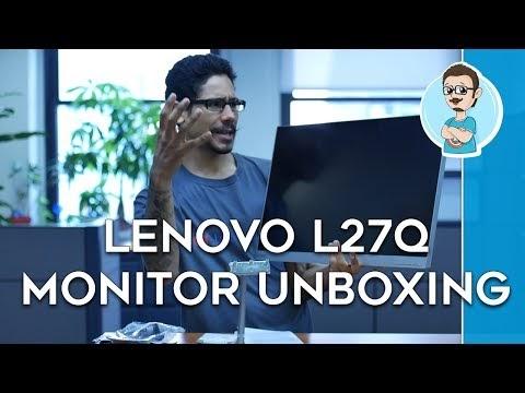 Lenovo L27i-28 27-inch LED monitor