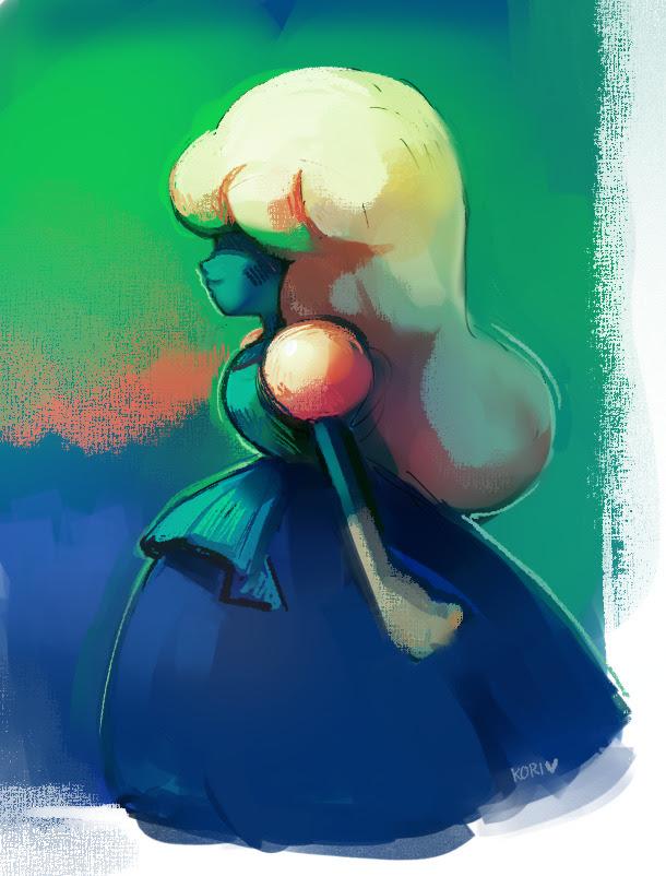 Sapphire Doodle