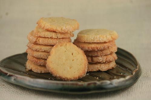 Lemon Sable Cookies - Tuesdays with Dorie