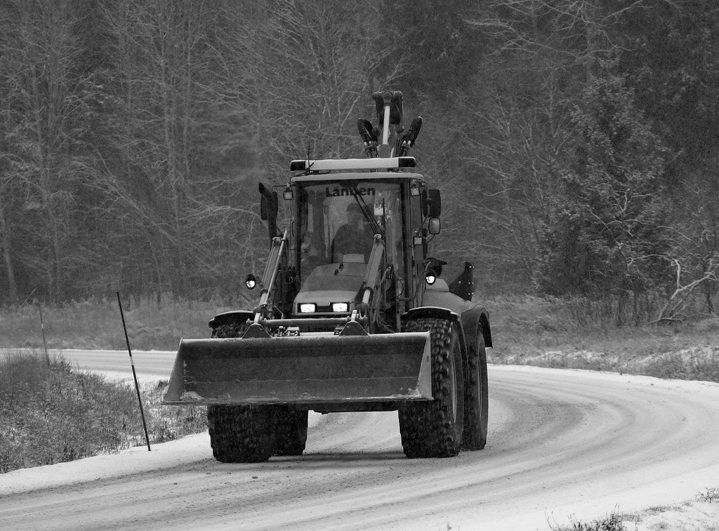 No Snow Plowing This Season