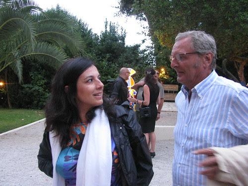 Sandra e Roberto - Vence - Les Bacchanales