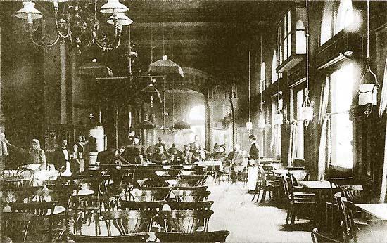 Kőbánya, Casino, Hermann kávéház