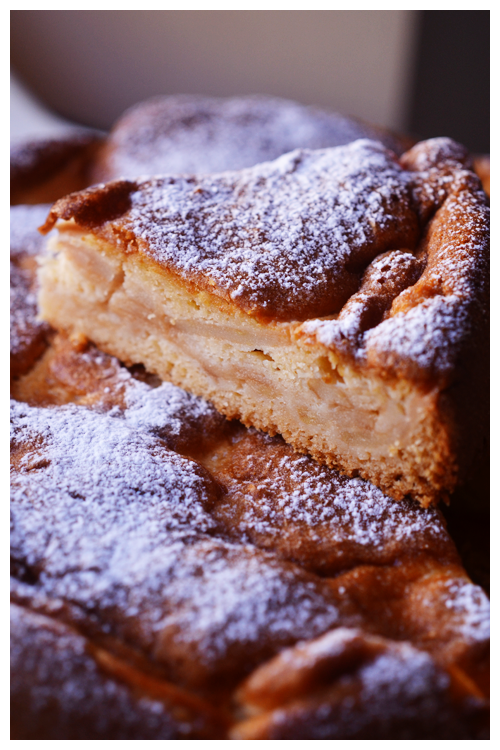Mondovì Apple Cake© by Haalo