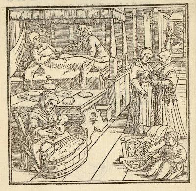 renaissance nursery post-partum