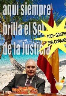 Carlos Dívar - La justicia veranea en Marbella