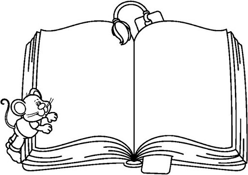 6100 Coloring Pages Of A Book Images & Pictures In HD