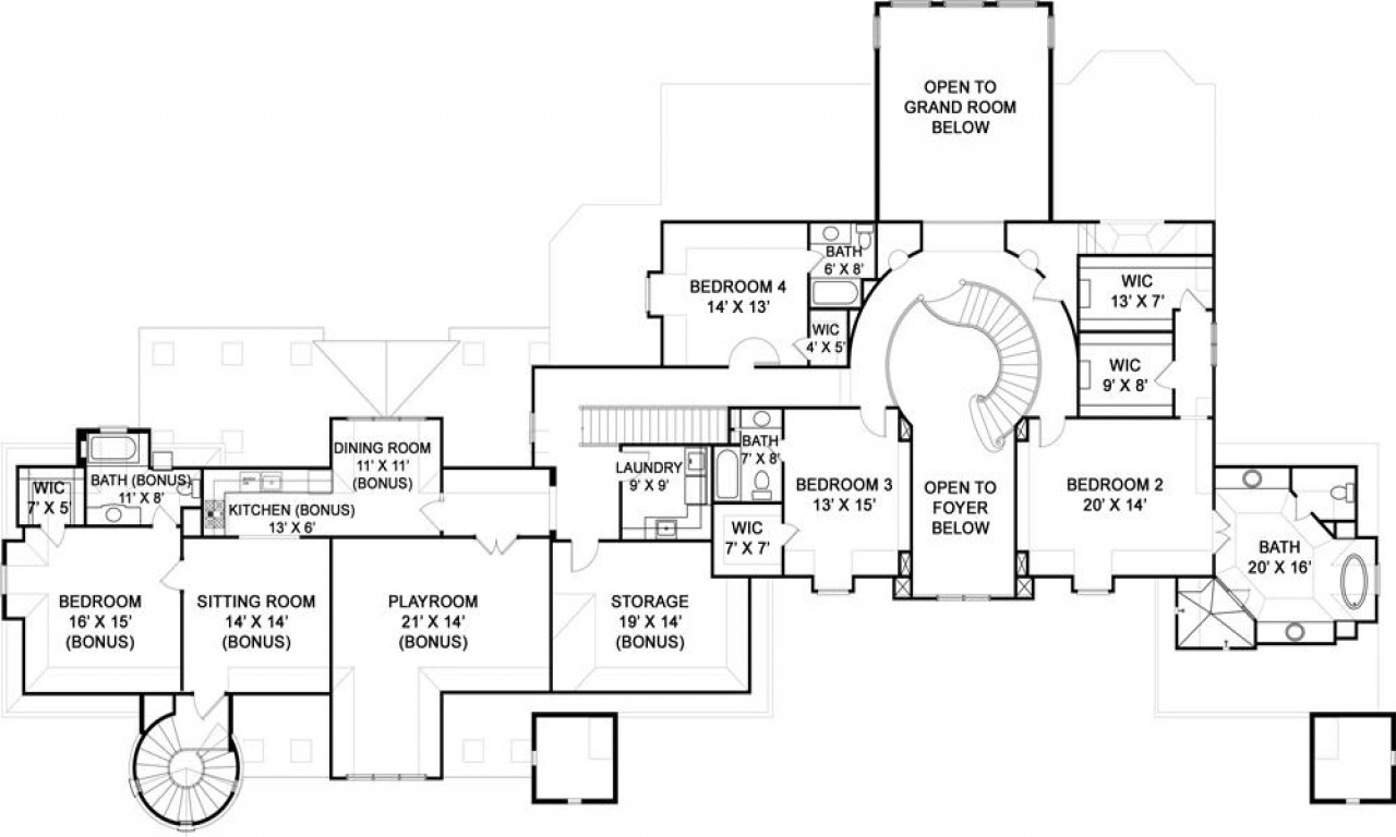 Castle Style House Floor Plans Modern Castle Homes, castle ...