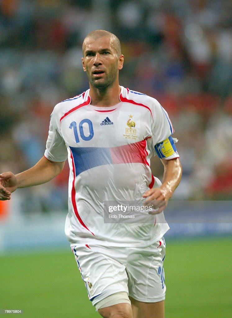 Zinedine Zidane | Getty Images
