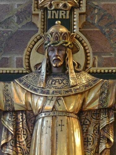 Crucifix Closeup