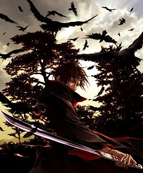 Itachi Crows Wallpaper Hd Anime Best Images