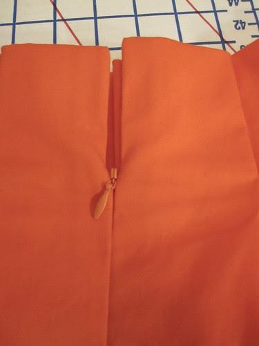 Paper Bag Overhang