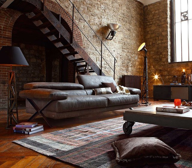 Retro and vintage interior designs » Design You Trust