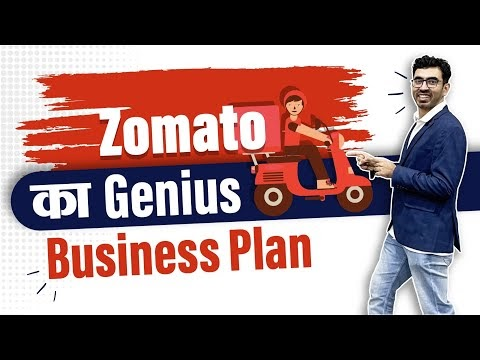 Zomato and Swiggy Amazing Business Plan