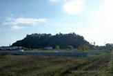 Королево - вид на замковую гору с северо-востока 1