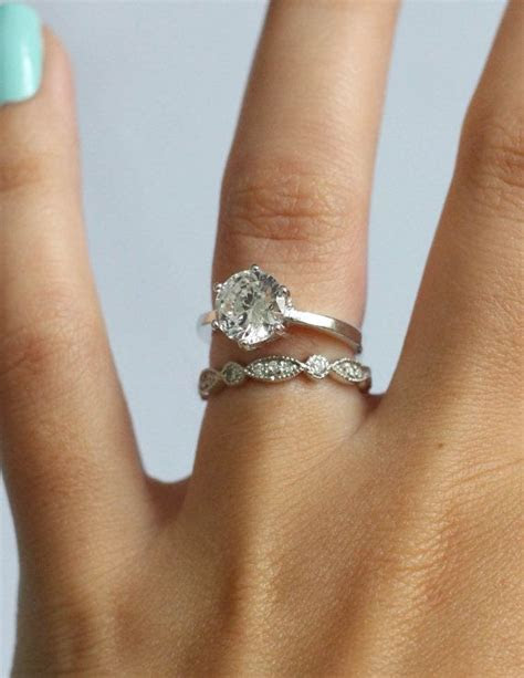 25  best ideas about Solitaire engagement rings on