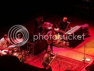 Wilco @ Massey Hall(Toronto, Ontario), October 9, 2004: photo by Mike Ligon