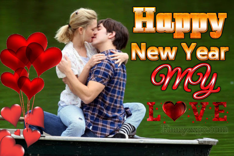 50 Romantic Happy New Year 2019 Wishescouple Pictures For Her Him