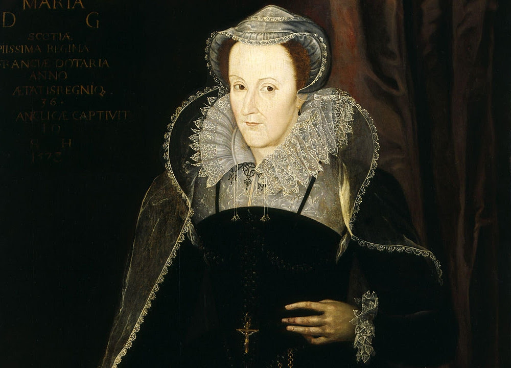 Mary Queen Of Scots 1542 1587 About Facts Page 1