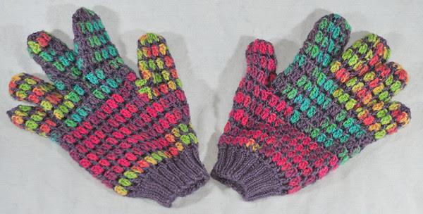 warm fingers!