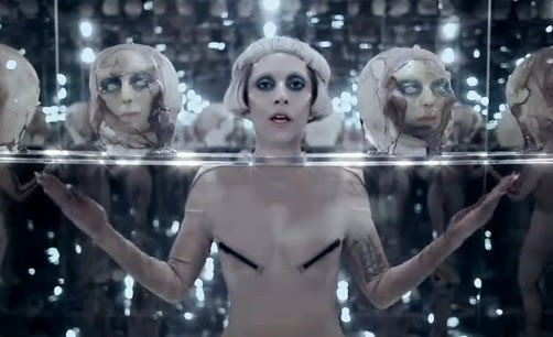 lady gaga born this way video