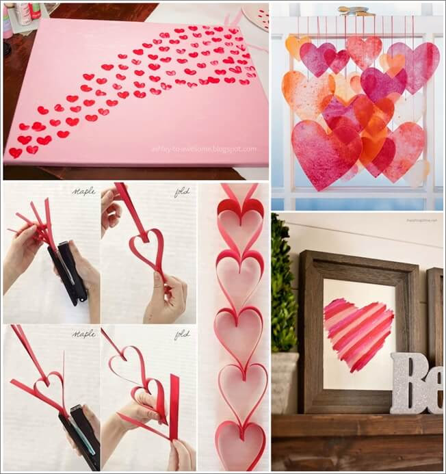 Diy Valentine Decor Ideas For You To Try